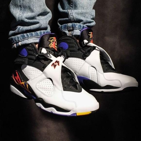 Jordan Shoes | Air Jordan 8 Retro Youth